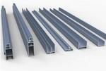 開模定做各種工業鋁型材方管散熱器