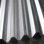 瓦楞铝板 涂层铝卷 防锈合金铝卷