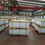 防锈合金铝板 耐腐蚀5754铝合金板