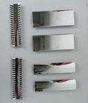 专业铝合金板电镀亮铬加工