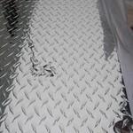 镜面指针型花纹铝板 耐腐防锈