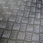 五条筋花纹铝板 现货