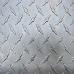 五条筋花纹铝板 现货 压花铝板