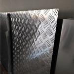 5052铝合金花纹板 五条筋防滑铝板