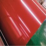 彩色涂层铝卷 铝板 防锈耐压