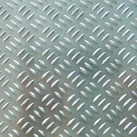 供应花纹铝板 压花铝板
