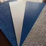 6061花紋鋁板 橘皮印花鋁板