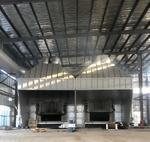 蓄熱式熔鋁爐