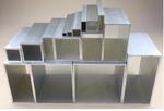 国标铝合金方管 6063铝方管厂家