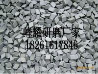 蘇州上海棕剛玉去毛刺研磨石拋磨塊