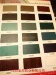 生产各种颜色的喷涂铝型材