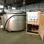 废铝熔炼炉 坩埚式熔铝炉 电熔化炉