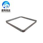 铝合金焊接加工 定做铝材折弯拉弯