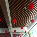 广州木纹铝方通装饰喷涂铝方通吊顶