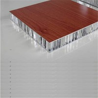 東莞氟碳鋁蜂窩板規格木紋鋁復合板