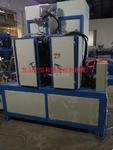 高精度方管表面砂光機鋼管除銹機