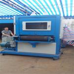 金属表面处理设备自动板材拉丝机