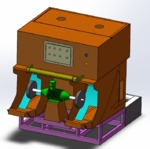 供應環保拋光機金屬制品拋光設備