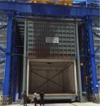压力容器台车炉 台车式电阻炉
