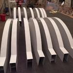 装饰工程方管