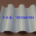 热销波浪造型铝单板