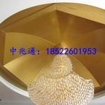 2018热销天津铝单板造型吊顶