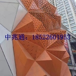 天津外墻鋁單板幕墻穿孔板
