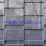 多孔规格外墙铝单板网