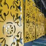 天津菱形拉網鋁單板