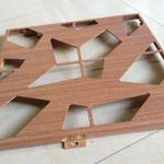 天津木紋衝孔鋁單板廠家
