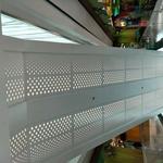厂家直供铝合金楼梯扶手铝板