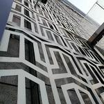 冲孔铝板幕墙装饰