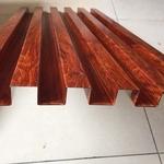 木纹铝单板瓦楞氟碳喷涂