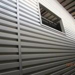 铝单板厂家铝合金瓦楞板氟碳漆
