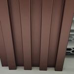 铝单板厂家凹凸瓦楞板氟碳漆