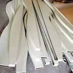 天津铆接异形铝方通加工安装报价