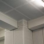 地铁墙面吊顶铝单板装饰