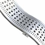 天津沖孔板鋁合金板裝飾孔板