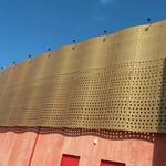 幹挂鋁板幕�椈T單板安裝方式