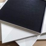 �棜措j音微孔鋁單板隔音吊頂鋁單板