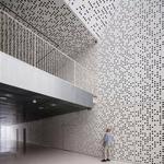走廊吊顶通道用铝单板
