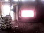 18吨熔池式煤气发生炉化铝炉